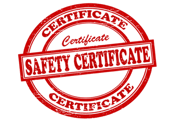 Landlords Safety Certificate